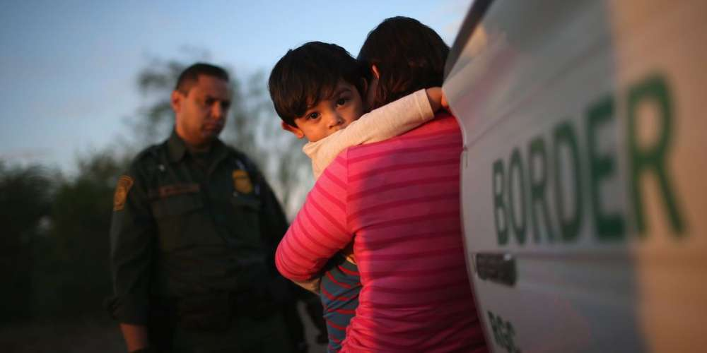 Every Trump Administration Official Has a Different Excuse for the Separation of Migrant Kids From Parents