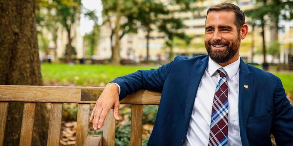 Rep. Brian Sims Has a Searing Welcome for Mike Pence: 'Get Bent, Then Get Out'