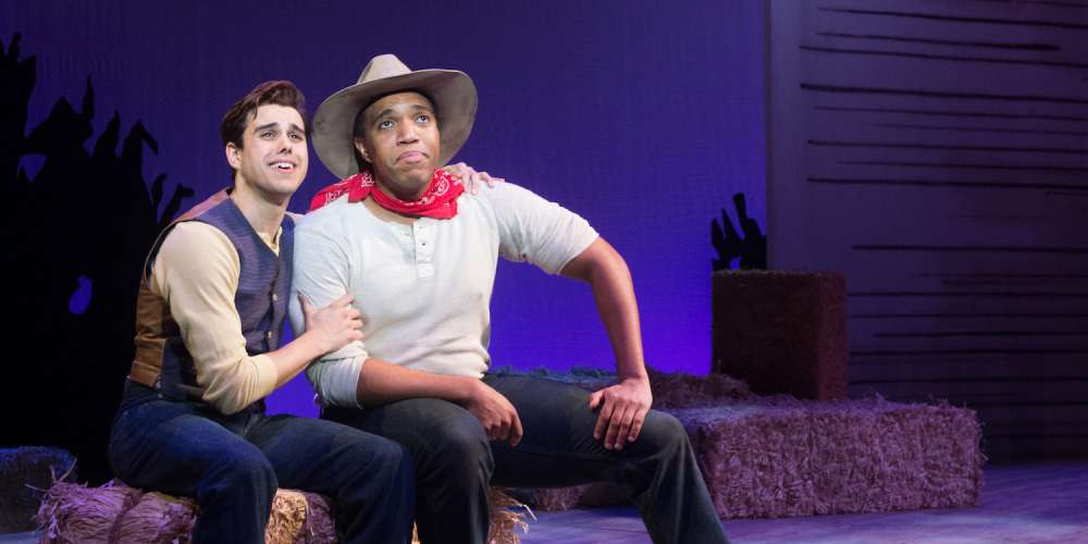 This Stage Production of 'Oklahoma!' Breaks Down Barriers With Gender-Swapped, Gay Characters