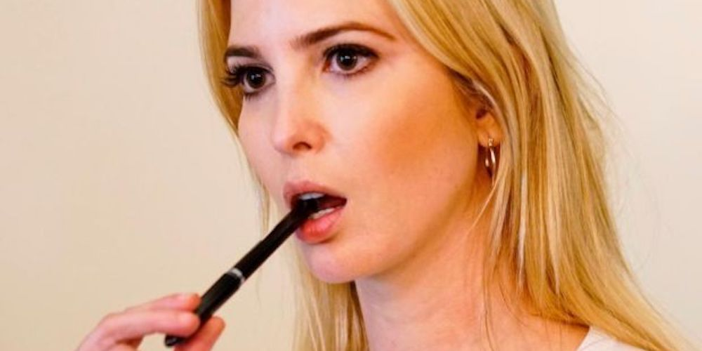 Another Ivanka #Fail: She Donated $50K to a Homophobic Church in the Name of Migrant Kids