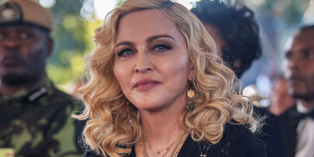 Has Madonna Officially Lost Her Damn Mind? New Social Media Gaffe Has Us Shaking Our Heads