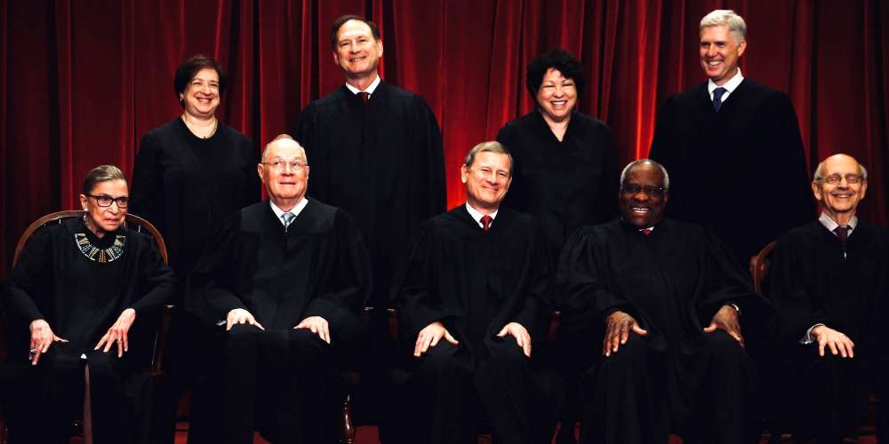 3 Years After Giving Gays the Right to Marry, the U.S. Supreme Court Upholds Trump's Islamophobia