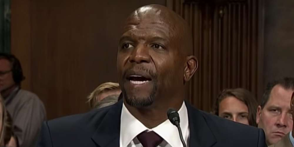 Terry Crews Went to Washington to Tell Congress a Story of Sexual Assault and Hollywood Humiliation