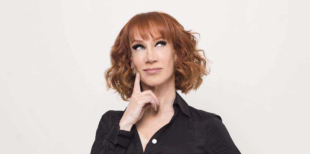 6 Things We Learned From Kathy Griffin's Show Last Night at Carnegie Hall