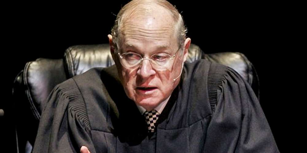 LGBTQ Americans Are F*cked: Justice Kennedy Just Announced He's Retiring