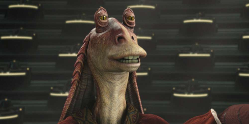 The Actor Whose Jar Jar Binks Went Down in Infamy Opens Up About Near Suicide After Backlash