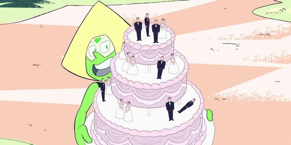 Casamento gay em 'Steven Universe' comoveu fãs no mundo todo