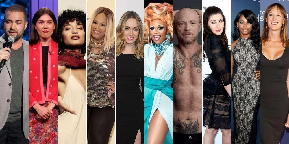 10 Trans Notables React to Scarlett Johansson's Casting in Upcoming Film 'Rub & Tug'