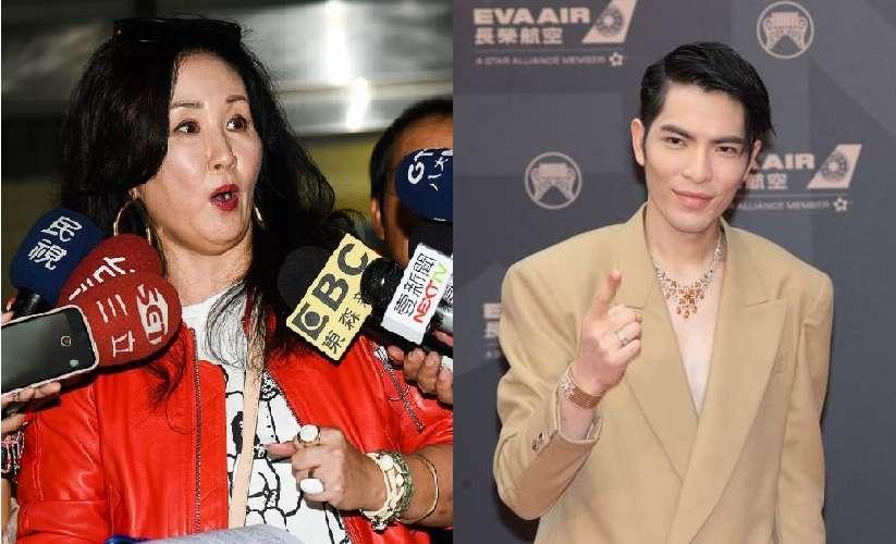 李文跟蕭敬騰在吵什麼? 只有女人跟GAY才能戴珠寶項鍊嗎