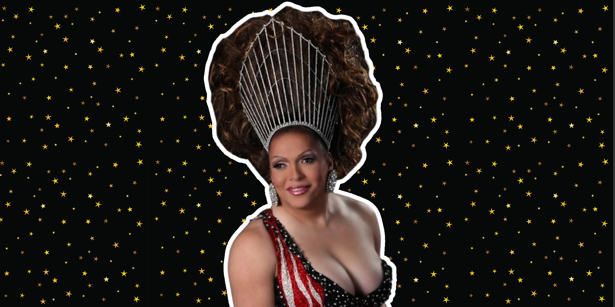 The Incredible Career of Alexis Nicole Whitney, Drag Performer and Blind Trans Woman
