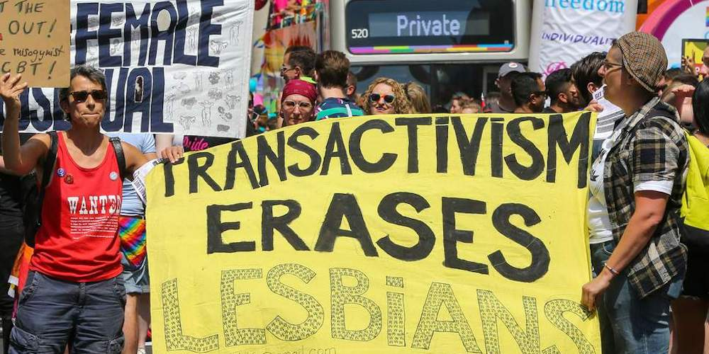 Why Did Pride in London Allow Transphobic Activists To Lead the Parade?