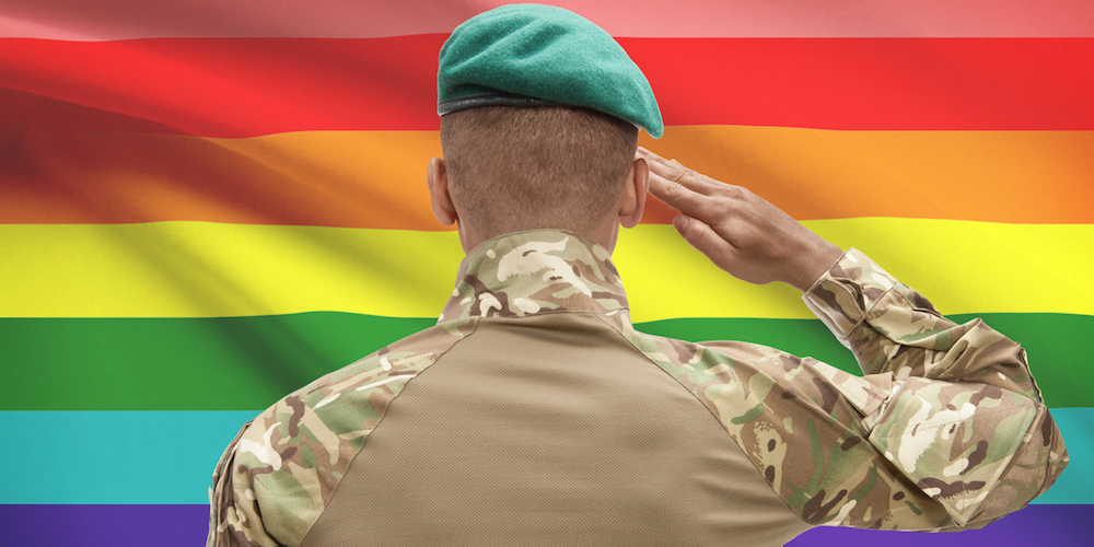 The Military Is Refusing to Enlist Trans Recruits Even Though Courts Have Blocked Trump's Ban