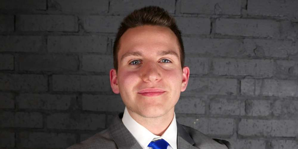 This Gay Teen Is Running Against an Anti-Gay Republican Who Voted Against Marriage Equality
