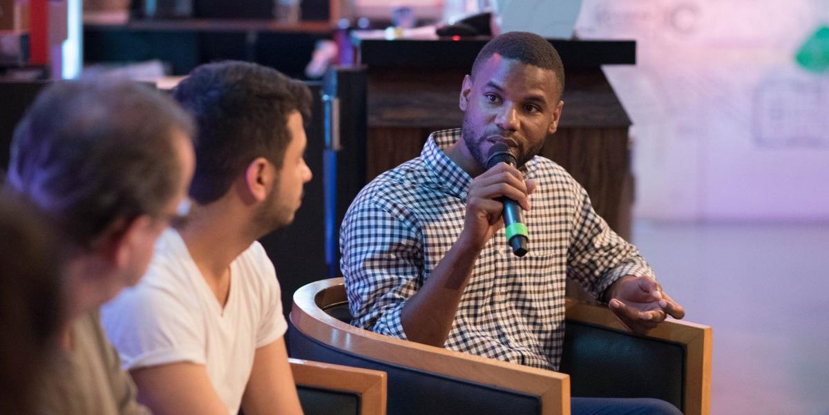Quatre questions à Johan Amaranthe, président de Paris Black Pride