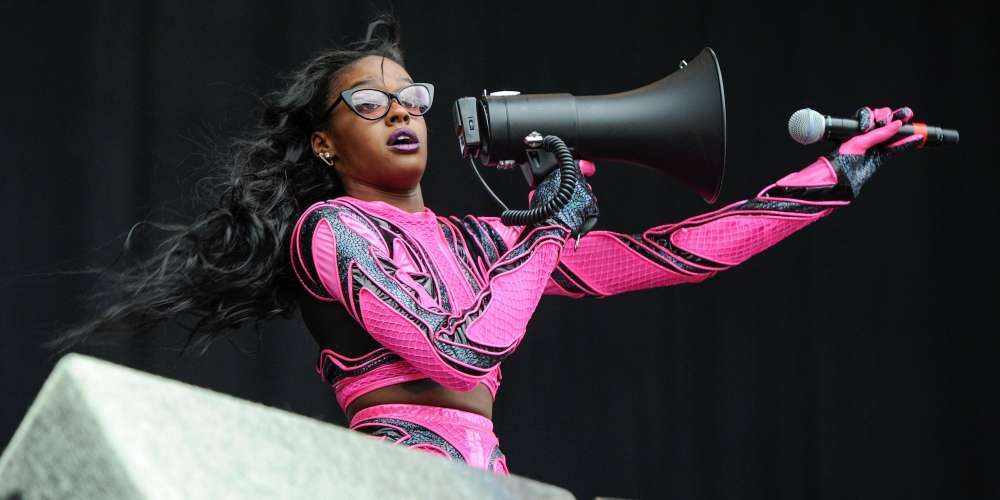 Following a Disastrous Recent TV Appearance, Azealia Banks Says Her New Album Is Canceled