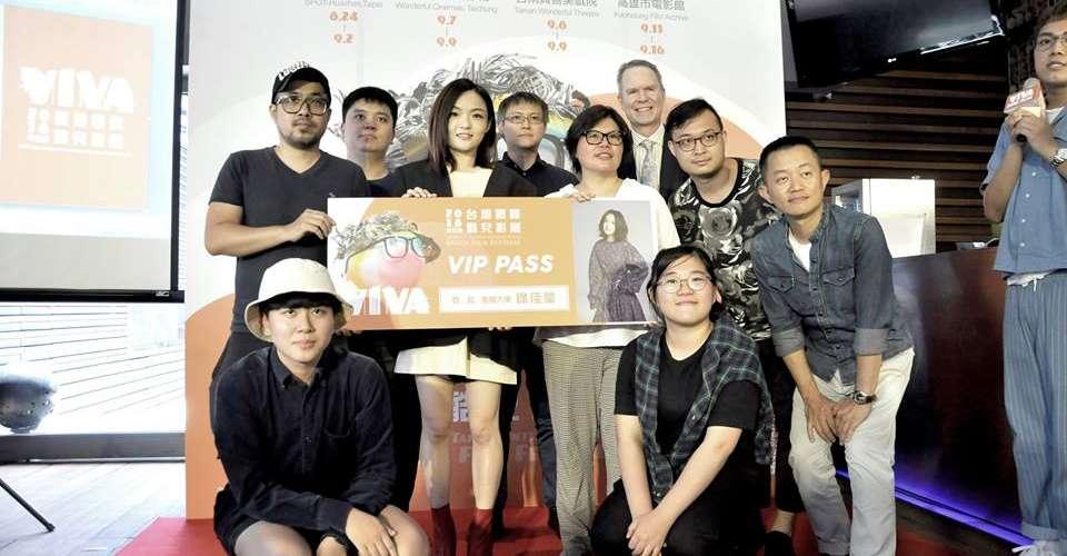 第五屆台灣國際酷兒影展  大使徐佳瑩跟萌萌槓上了