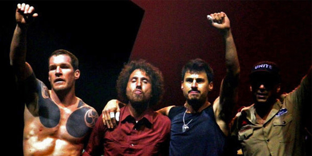 25 Years Ago, Rage Against the Machine Taught Us to Resist Oppression by Baring Their Penises Onstage