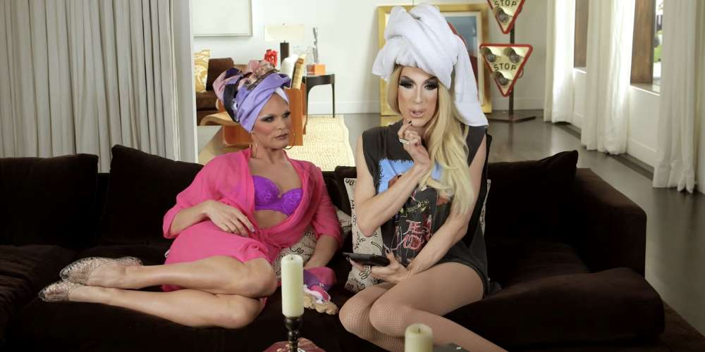 Alaska and Willam Just Dropped the Debut Episode of Their New Podcast, 'Race Chaser'