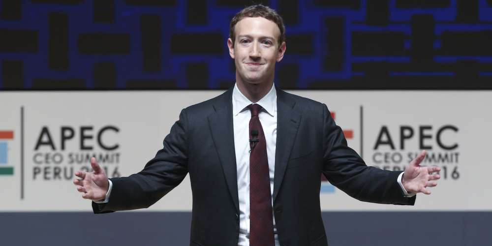 Mark Zuckerberg Just Defended Holocaust Deniers While Saying He Won't Ban Infowars From Facebook (Updated)