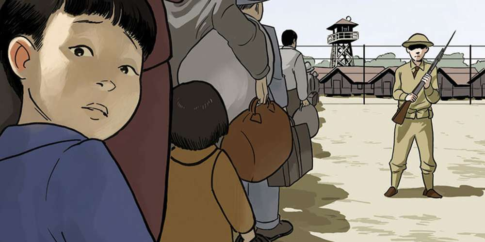 George Takei's Upcoming Graphic Novel Looks at His Childhood in an Internment Camp