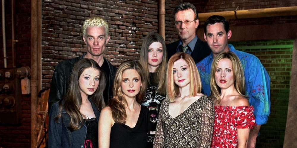 A 'Buffy' Reboot Is Coming, With a Black Lead Actress as Our Favorite Valley Girl Vampire Slayer