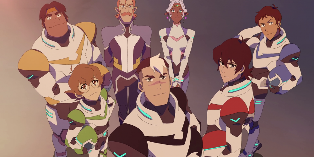 Netflix Just Revealed One of the Main Characters on 'Voltron' is Gay — and Fans Went Wild