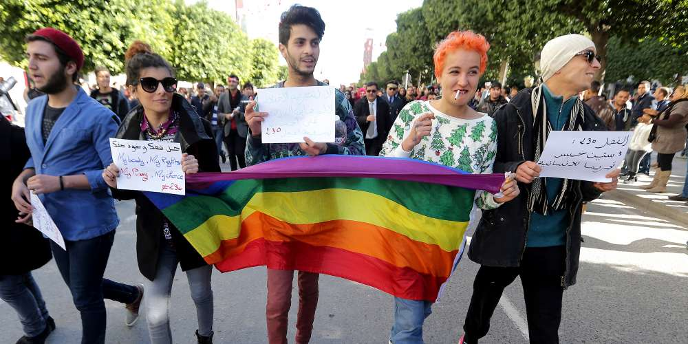 Though Progress Is Being Made, LGBTQ Tunisians Face Legal Discrimination