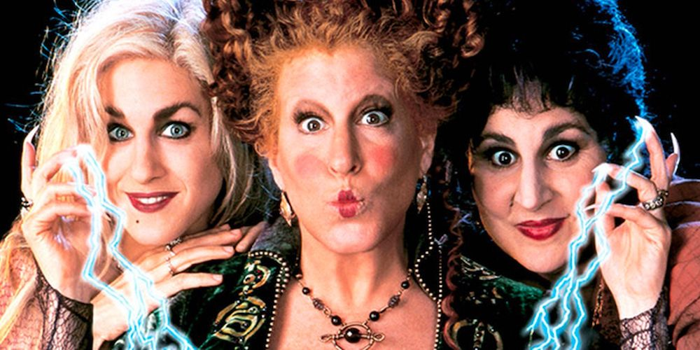 If the Film Follows the Book, the 'Hocus Pocus' Sequel Could Center Around a Queer Romance