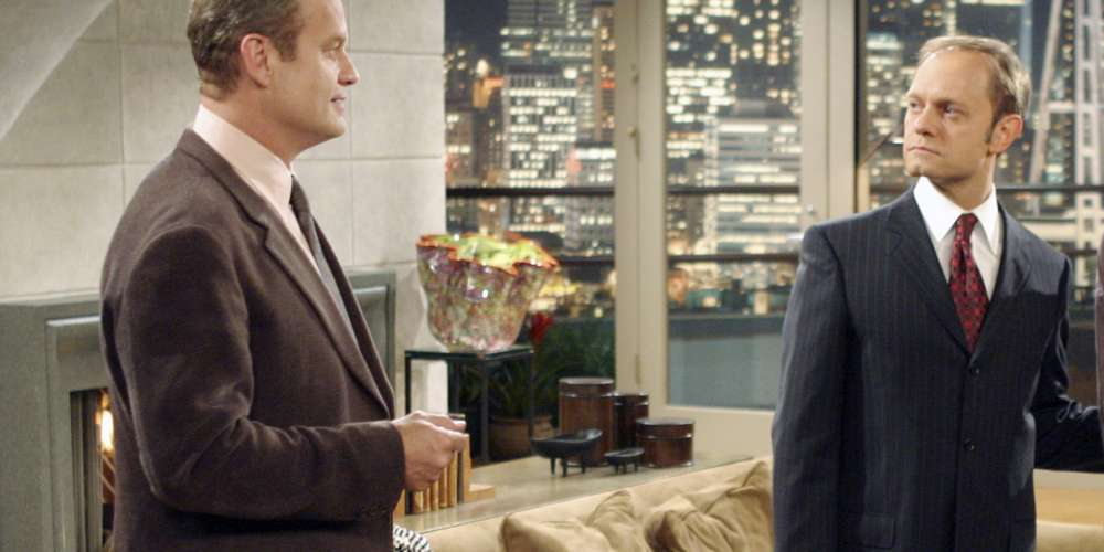 Will Niles Be Gay in the New 'Frasier' Reboot?