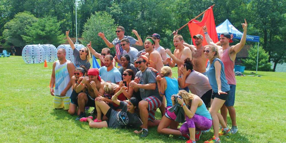 'Camp Out' With Fellow LGBT Lovers of the Outdoors at Club Getaway This Weekend