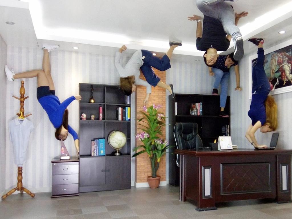 gay manila guide upside down museum