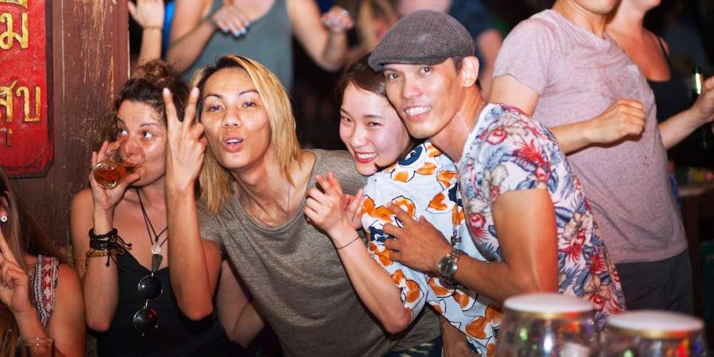 สถานที่ออกเดทสุดเผ็ดร้อนของเกย์กรุงเทพฯ(Gay Bangkok)