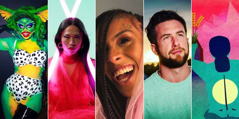 #FollowFriday, July 27: You Should Be Following These 5 Singers, Performers & Activists