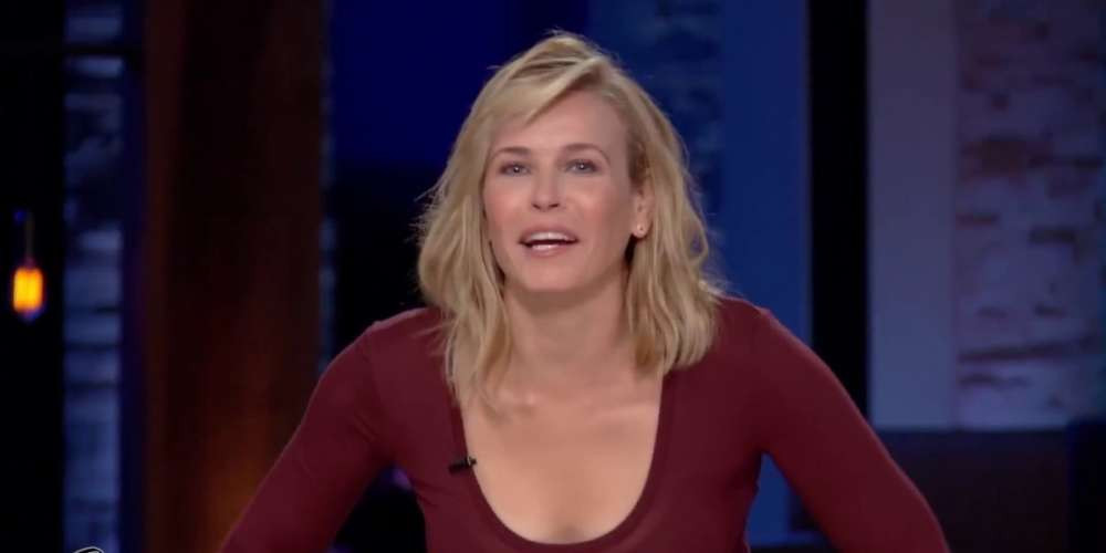 Don't Be Dumb at Brunch: Chelsea Handler on 'Will & Grace,' Bigoted Republicans and Trump's Star