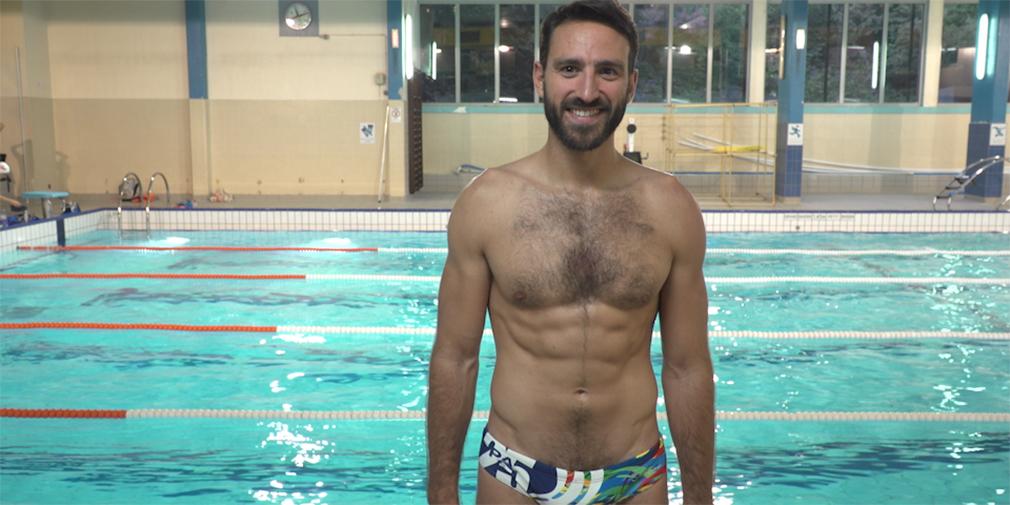 Objectif Gay Games: Jérémy, natation: «Le regard sur le corps, je l'ai découvert à Paris Aquatique»