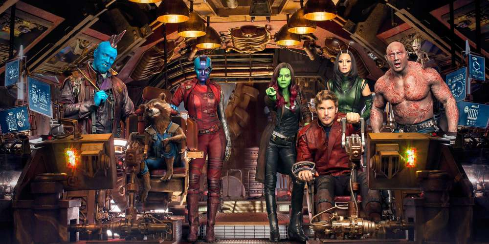 The Cast of 'Guardians of the Galaxy' Isn't Falling for the Alt-Right's Scheme to Remove James Gunn
