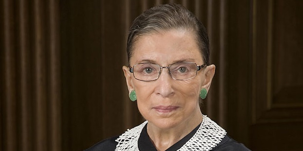 Ruth Bader Ginsburg Has No Plans to Retire, Allowing Us All to Breathe a Sigh of Relief