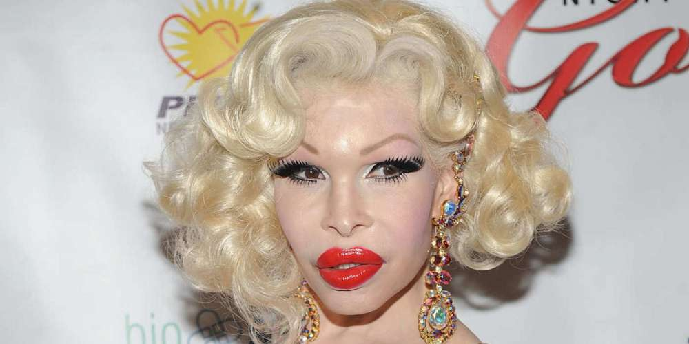Amanda Lepore Was Cut From the 'Astroworld' Cover Because She Upstaged Everyone