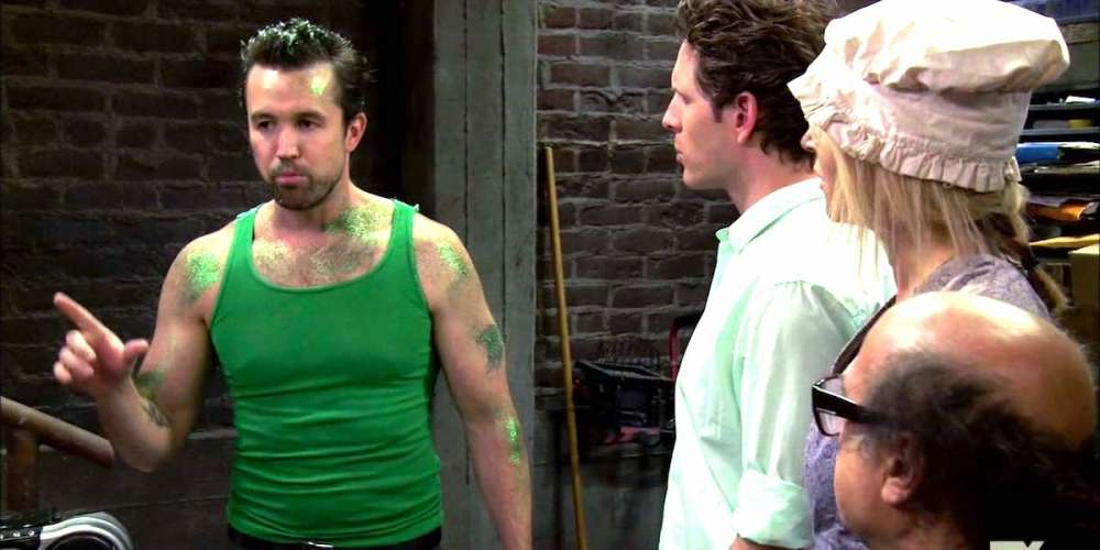 Mac Finds His Pride in 'It's Always Sunny' Season 13, and We're Here for It