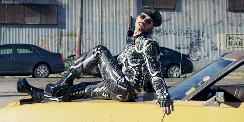Jake Shears' Debut Solo Album Is a Glam Masterpiece