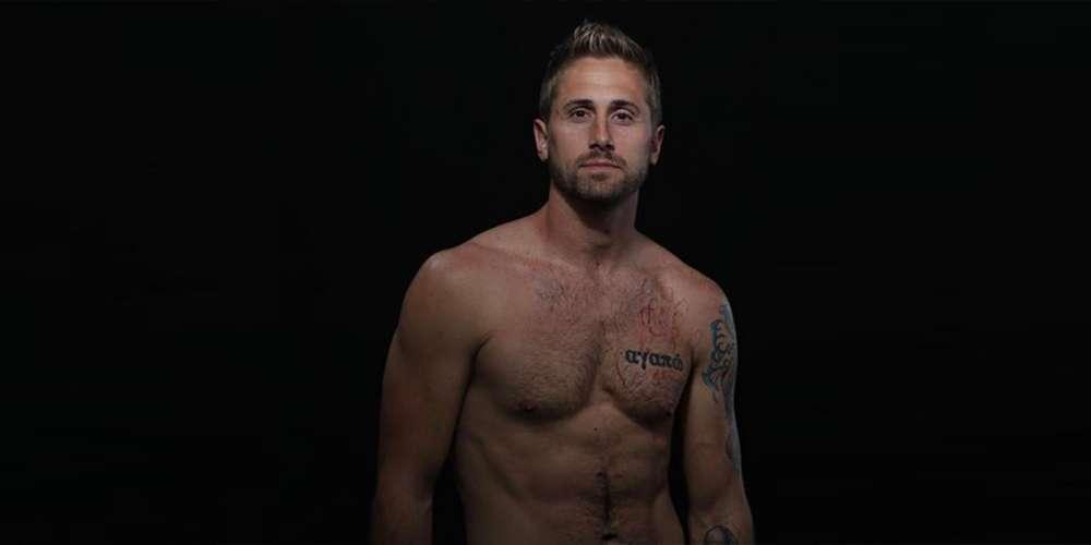 El Actor Porno Gay Wesley Woods Fue Víctima de Homofobia (Video)