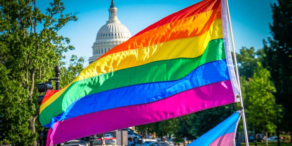 Republicans Want to Ban Pride Flags Around the World