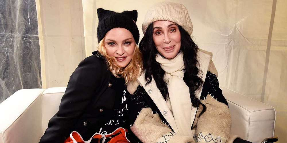 Hear Cher and Madonna Finally Duet in This Amazing 'Gimme! Gimme! Gimme!' Mashup