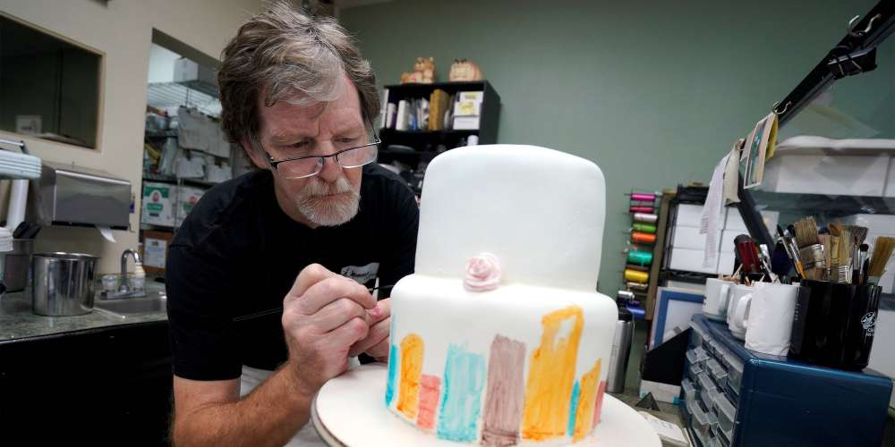 Masterpiece Cakeshop Is Involved in a Lawsuit for Refusing to Bake a Trans Person's Birthday Cake