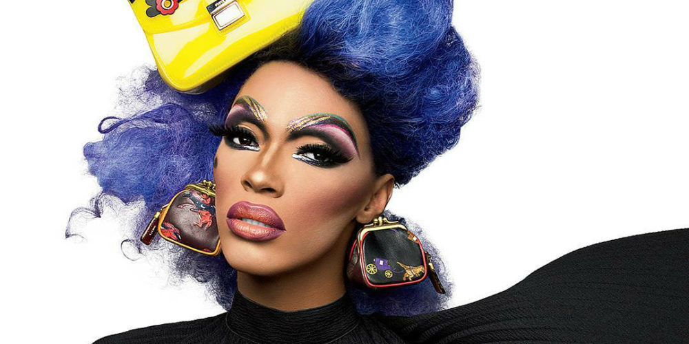 The Vixen Has Written Her Own Verse for RuPaul's 'American,' Complete With Eureka O'Hara Diss