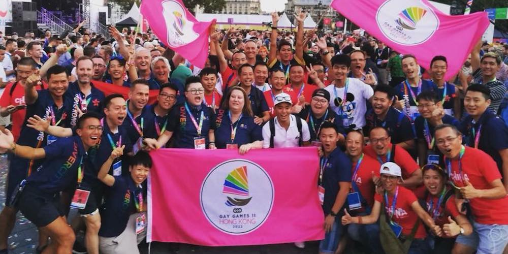 The Guy Helping Bring the Gay Games to Asia for the First Time Explains How It Can Change the World