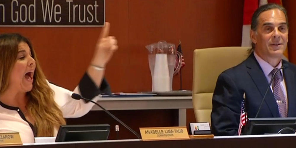 A Florida City Council Meeting Turned Into a Public Shouting Match Over Anal Bleaching