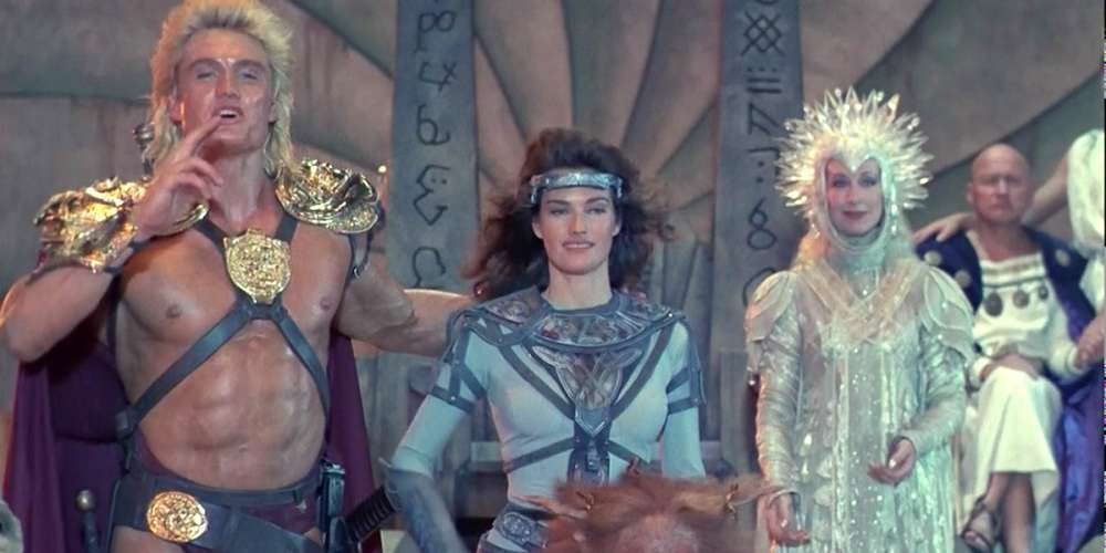 The 1987 Movie 'Masters of the Universe' Was Apparently as Painful to Star In as It Was to Watch