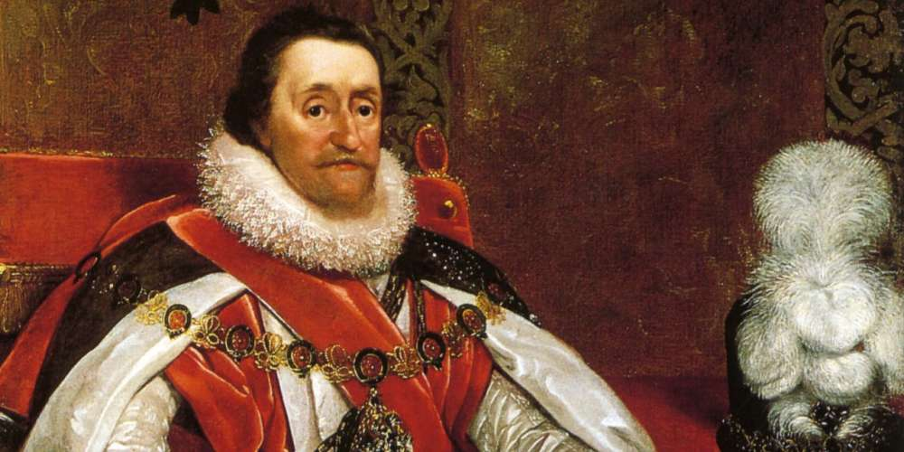 Let's Explore the Story of Biblical Namesake King James I and His Lifelong Gay Lover