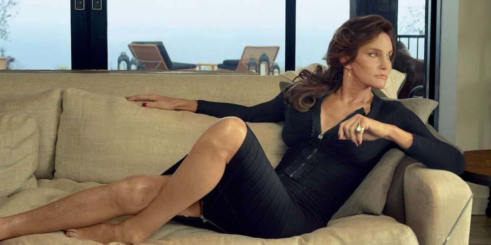 Caitlyn Jenner Just Told a U.K. Audience She Never Supported Trump, But We've Got the Receipts